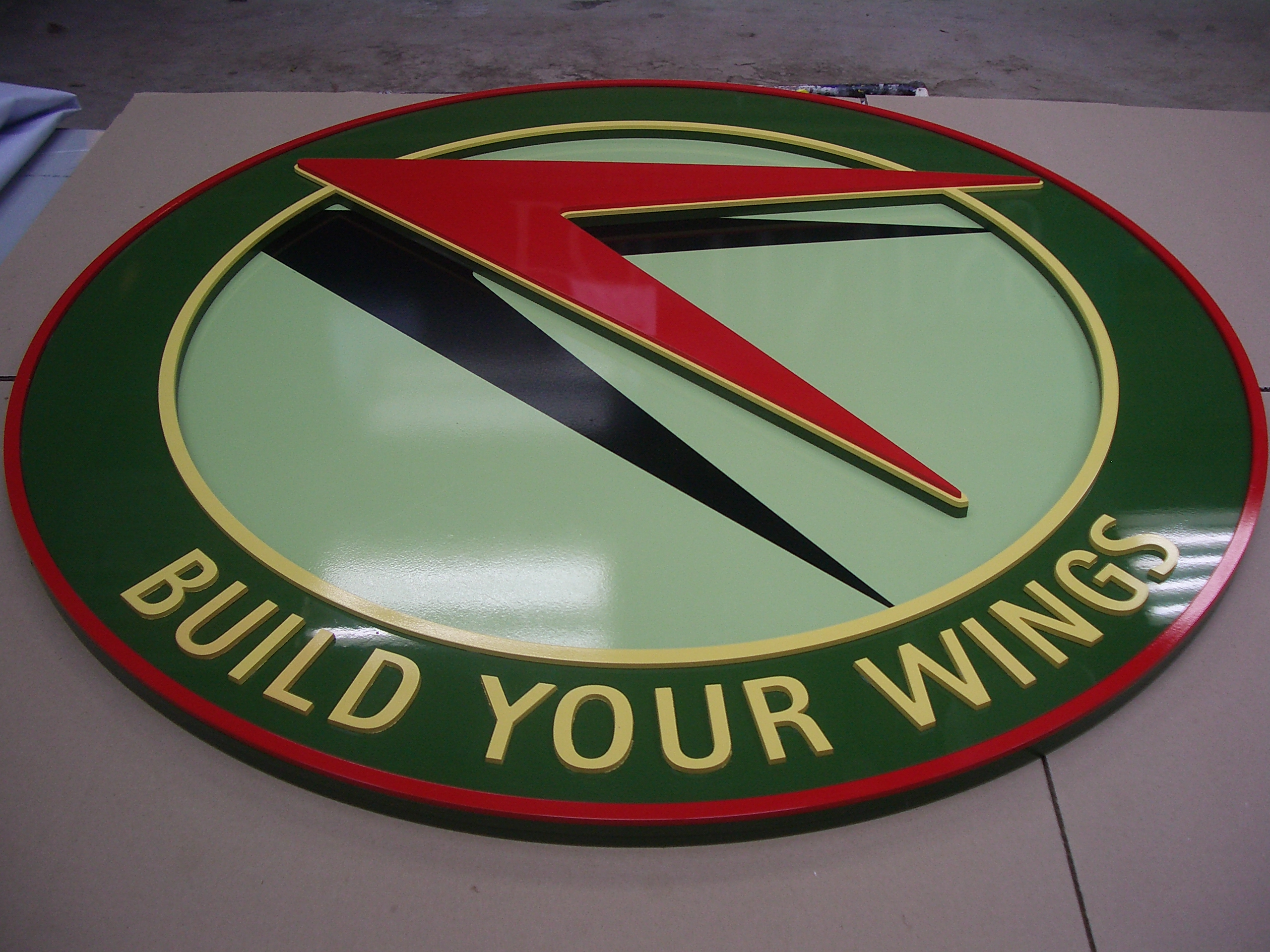 solo signs-3D Lettering-1