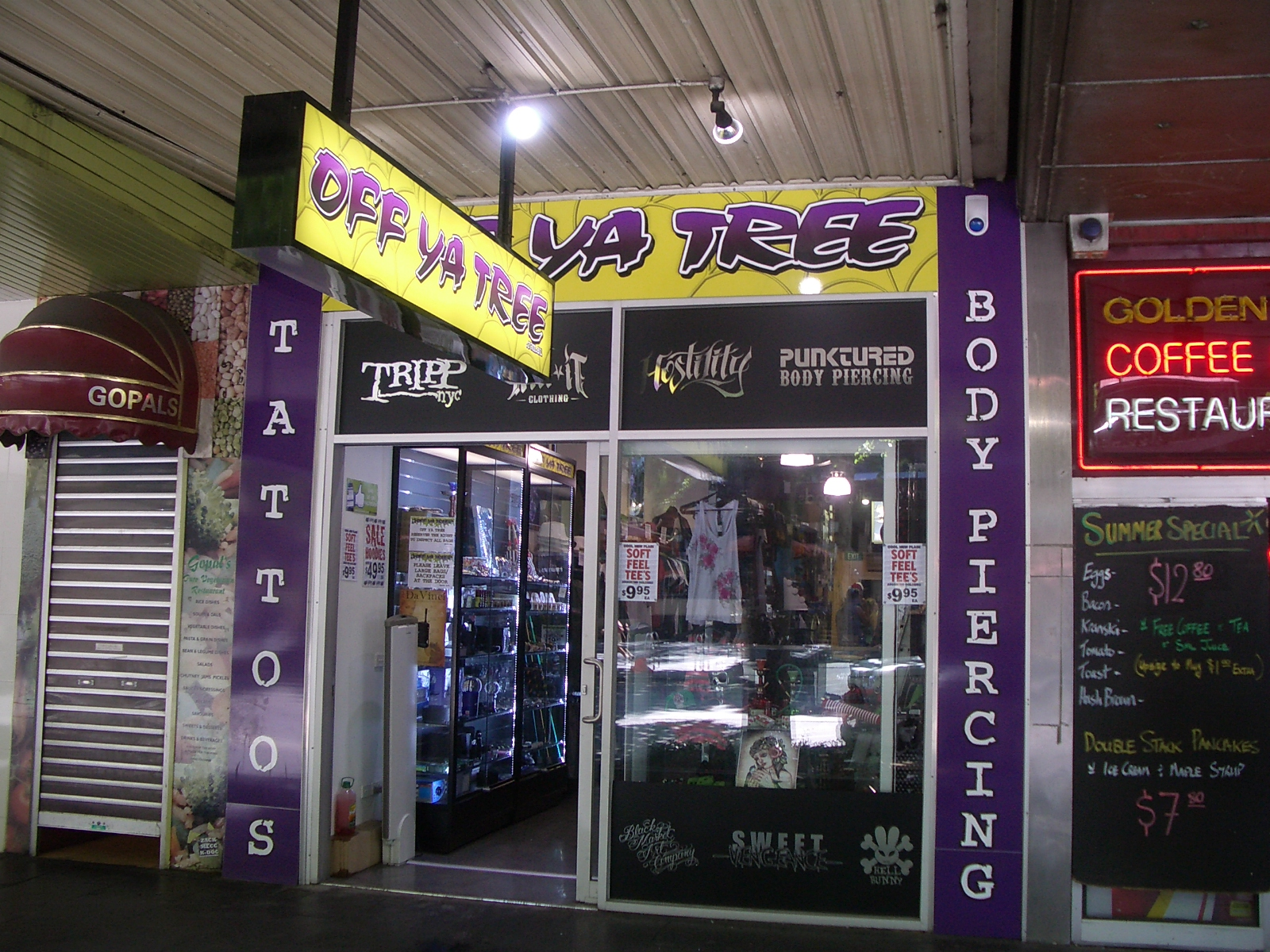 Solo signs - Store Front 9