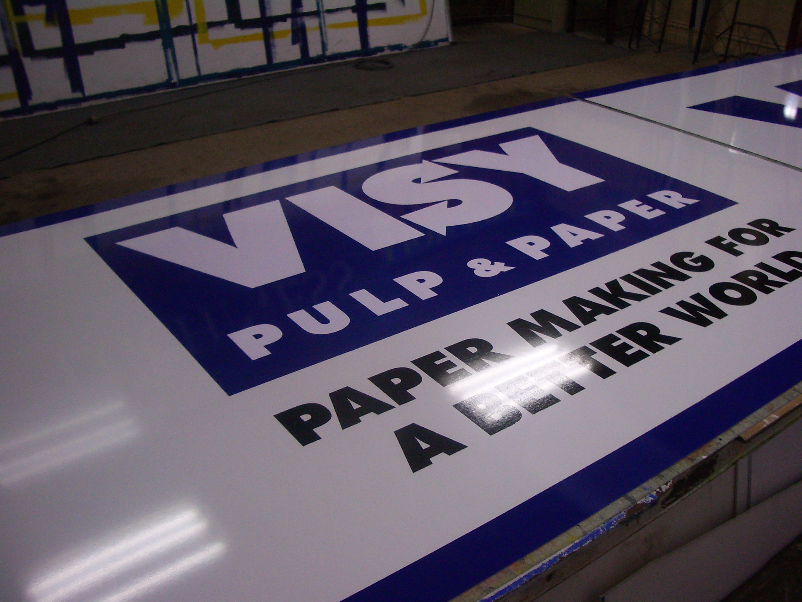Solo signs - Panel Signs 4