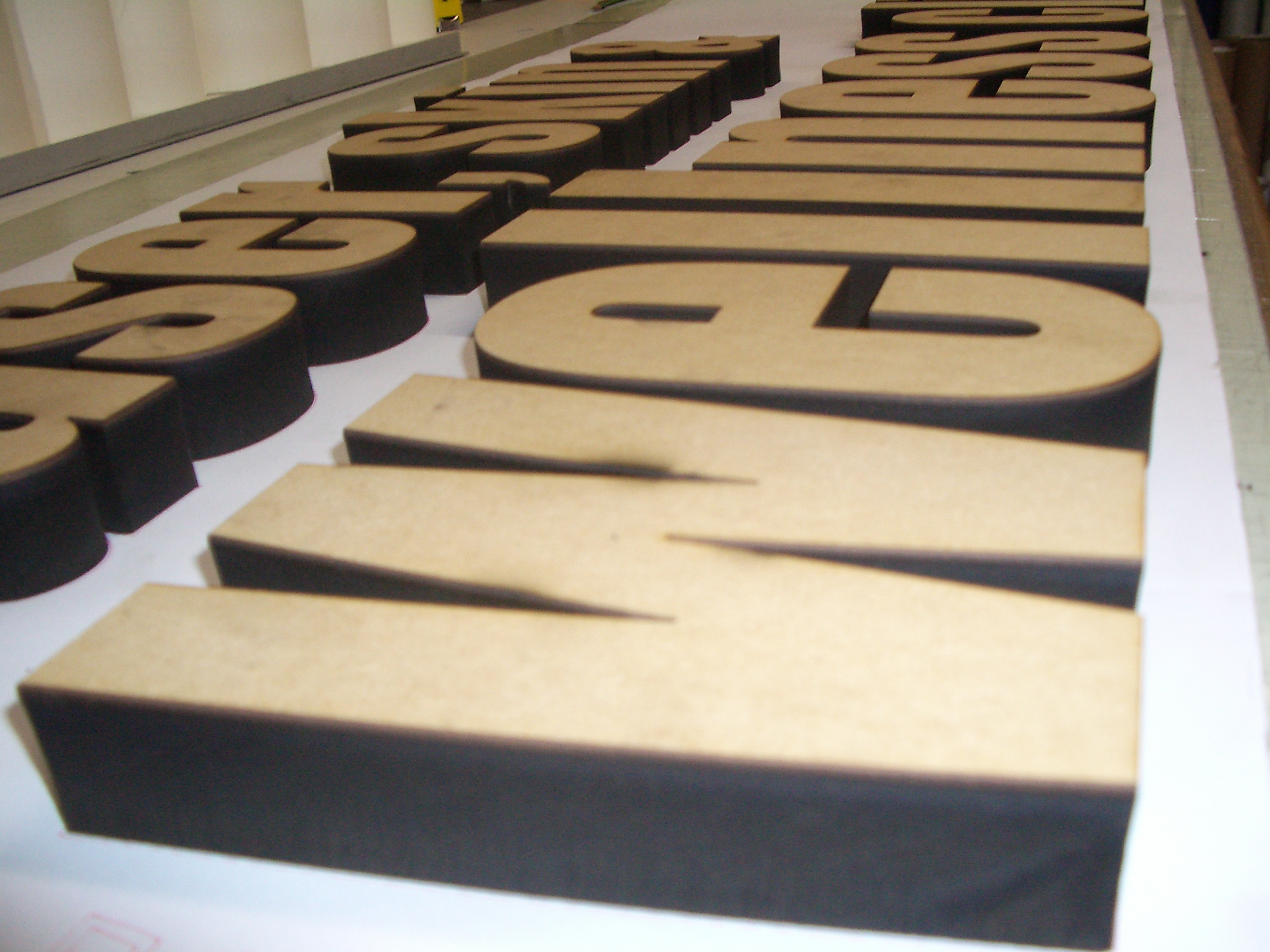 solo signs-3D Lettering-4